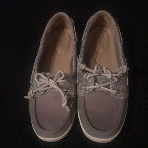 Sperry top sided size 7M